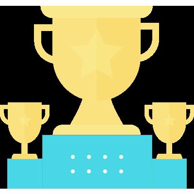 Award Winning Organization