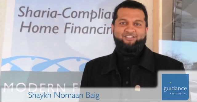 Shaykh Nomaan Baig Thanks Guidance for Islamic Finance Seminar - LEARN MORE