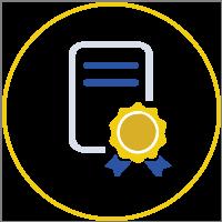 Risk sharing icon