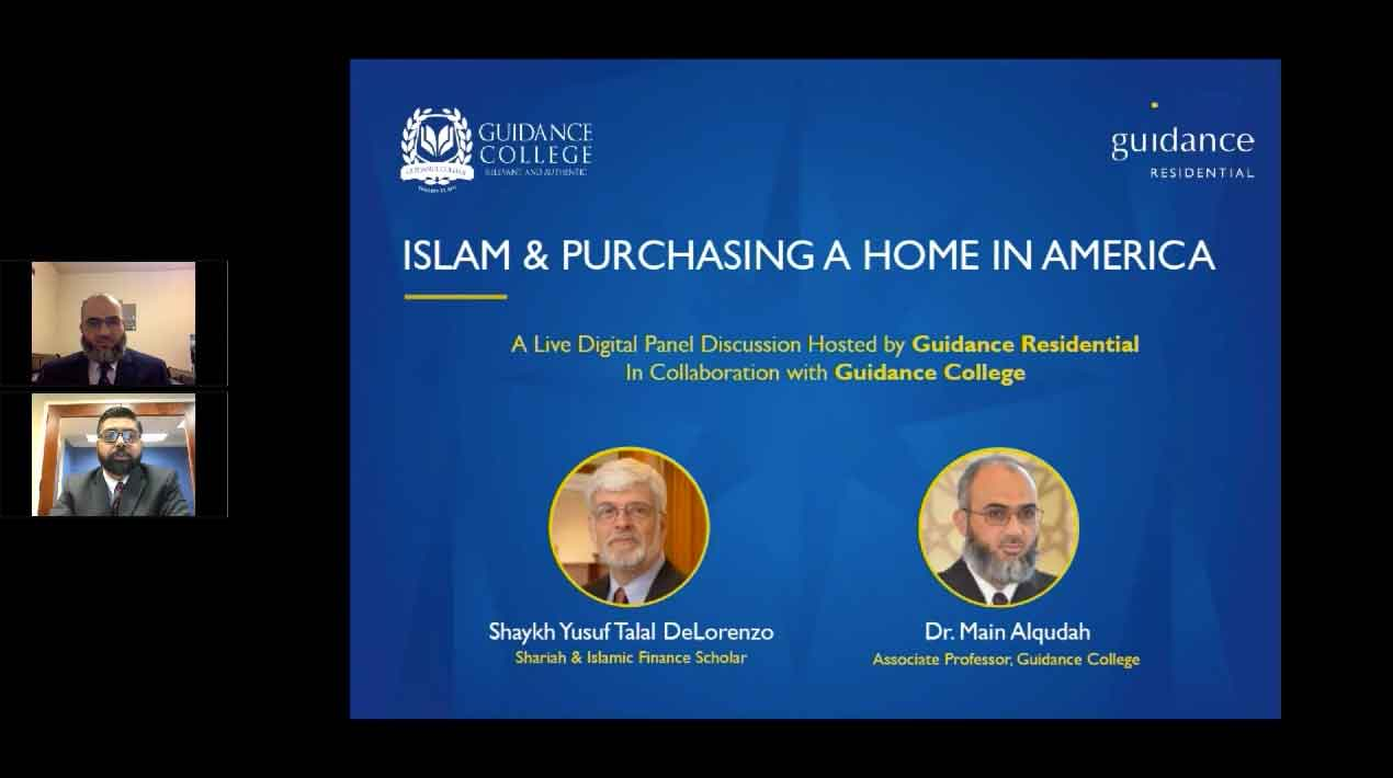 ISLAM AND PURCHASING A HOME IN AMERICA